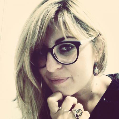 Flavia Scabini, ha studiato incisione all'Accademia di Belle Arti di Brera