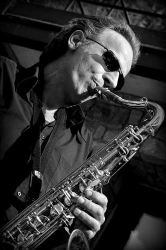Tullio Borgonovo, Saxofonista