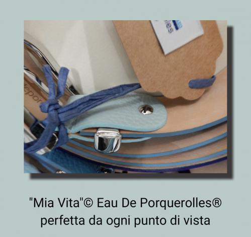 """Mia Vita"" Cinture Eau De Porquerolles"