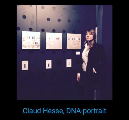Claud Hesse, l'Artista dell'(IN)visibile. Ricerca e Scienza sono i due motivi che hanno fatto incrociare le nostre strade.