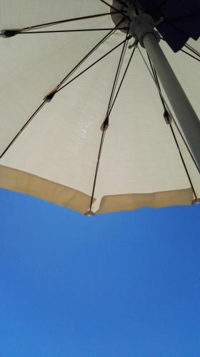 Eau De Porquerolles, un ombrellone, una rugiada di profumo...